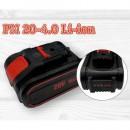 Аккумулятор, Li-ion, P.I.T. 18,0V, 4.0AH. (подходит к PSR18-D1, 18-D1F, 24-D1) PIT Арт. PN 20-4.0 Li-ion